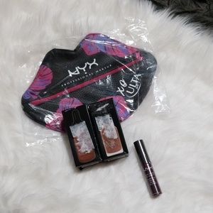 New! NYX Make Up Bundle of 4